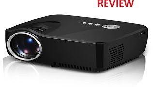 Syhonic GP70 1080P Full HD LED Mini Portable Projector Review(Review of the Syhonic GP70 1080P Full HD LED Mini Portable Projector. Get it on Amazon HERE http://amzn.to/1TZKUYl Features Syhonic - Not only a seller, ..., 2016-06-02T14:20:39.000Z)
