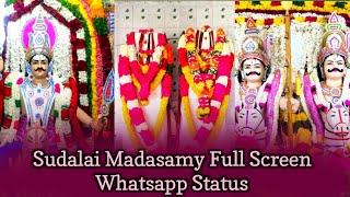 Sri Maiiladumparai Sudalai Madasamy Full Screen Whatsapp Status Video//Devotional Whatsapp Status