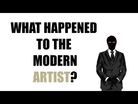 What Happened to the Modern Artist?
