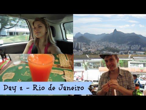 "DAY 2 ""kissing pigeons"" l Brazil"