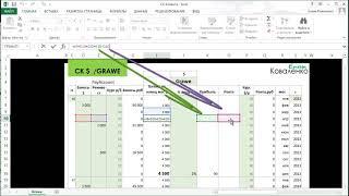 Страховая Компания GRAWE - расчетная таблица (калькулятор в Excel)