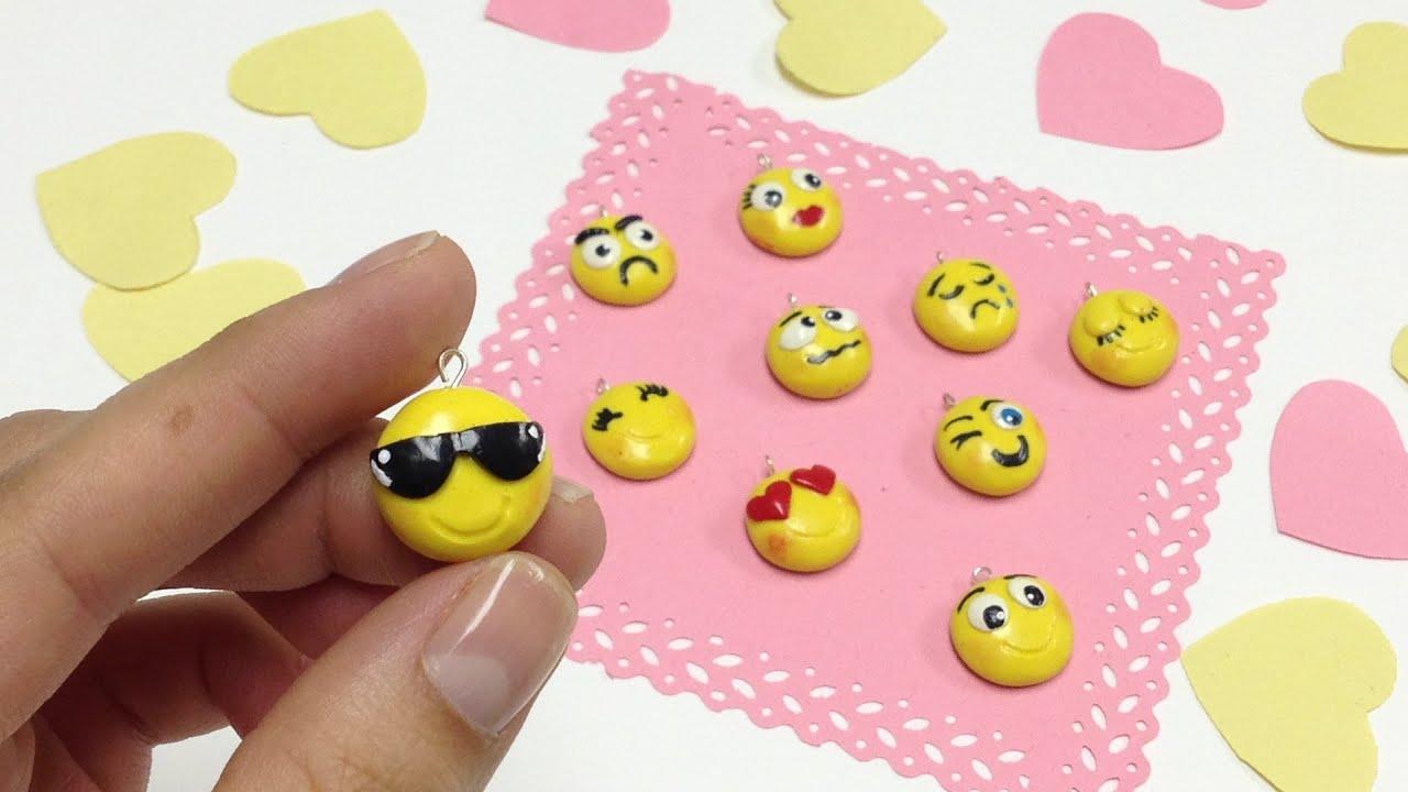 Como hacer emojis manualidades f ciles youtube - Manualidades para hacer faciles ...