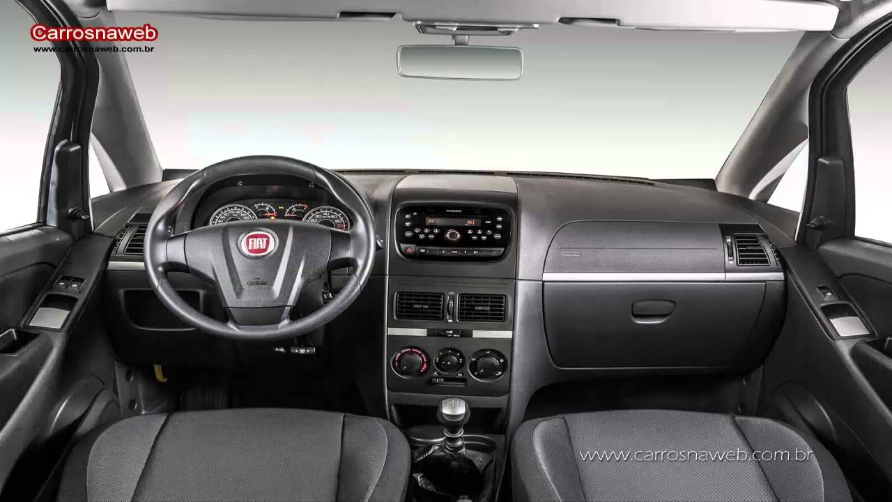 fiat idea attractive 1 4 8v ano 2013 youtube