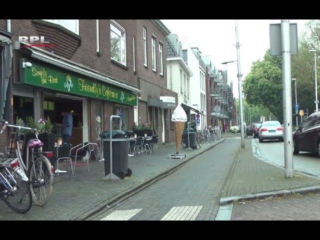 Achter de toonbank: Cafetaria Friendly's