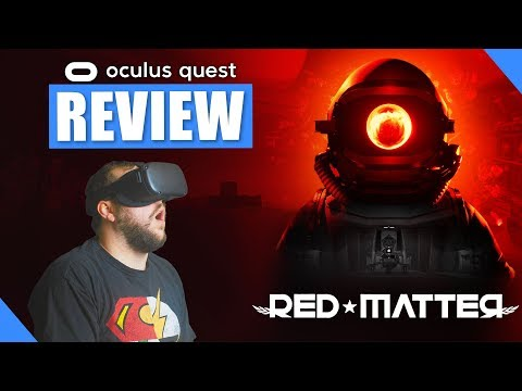 Oculus Quest Red Matter Review - Stunning and Immersive (Best Visuals So Far)