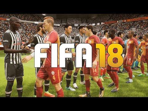 Fifa Efsane Galatasaray Besiktas Derbisi
