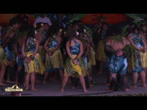 Kelston Girls and Boys Niue Stage Polyfest 2017
