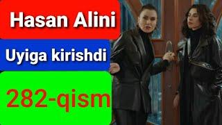 Qora Niyat 282 qism uzbek tilida turk filim кора ният 282 кисм