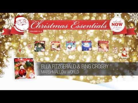 Ella Fitzgerald & Bing Crosby - Marshmallow World