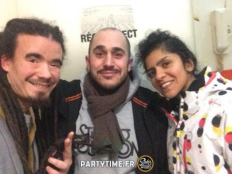 Soom T et Paiaka at Party Time Reggae radio show25 FEV 2018MASTER