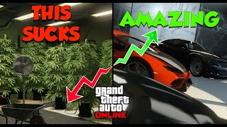 What's The BEST Business in GTA Online | Ultimate GTA Online Business Tier List & Guide