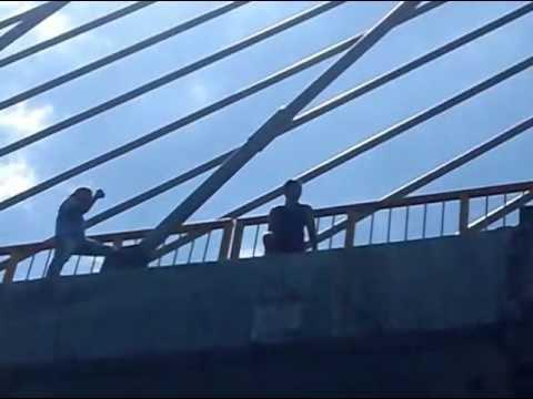 Pulo da ponte de Paulicéia
