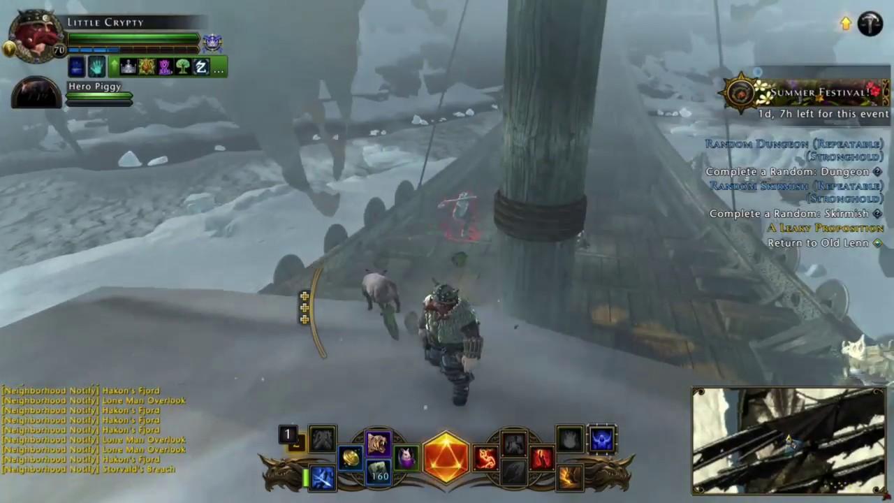 Neverwinter - Crazed Exile Achievement