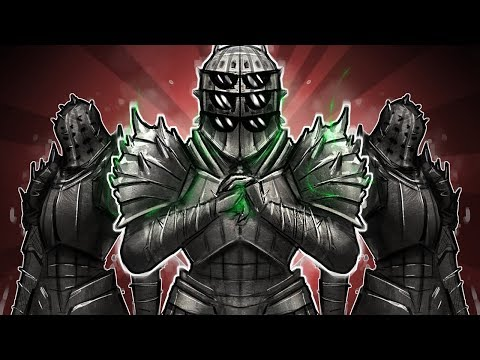 Dark Souls Remastered: Kirk Fan Club (Armor of Thorns Squad)