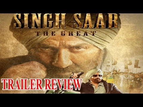 Singh Sahab The Great Trailer Review Travel Video