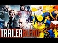 X-men Movies (90's Animated Series Style)