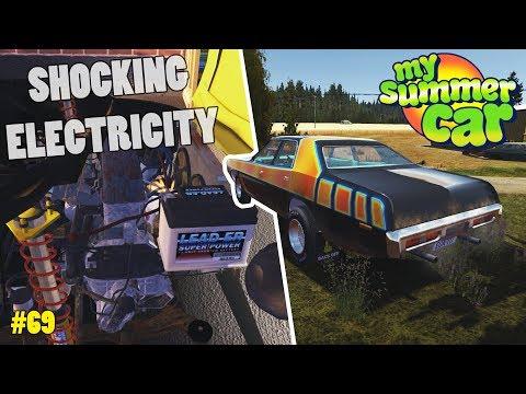 Electric Wiring - Amplifier - Ferndale Update | My Summer Car Beta