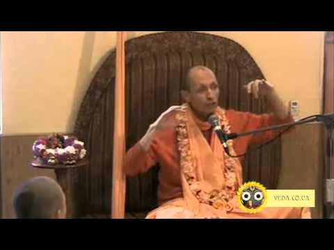 Бхагавад Гита 12.8 - Бхакти Ананта Кришна Госвами