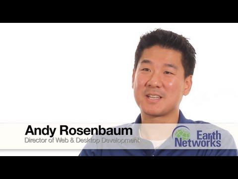 Earth Networks on AWS - CloudFront Success Story