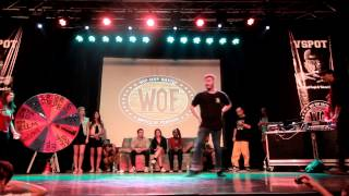ALL STYLES: LERA & ALADIN VS LUI & RIDDLE | WOF | VSPOT DANCE STUDIO
