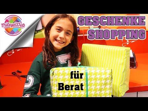 GEBURTSTAGS SHOPPING BABY BERAT Spielzeug Box im Laden | Mileys Welt