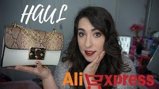 Haul de Aliexpress: brochas, bolsos... | ESTOESPASION.