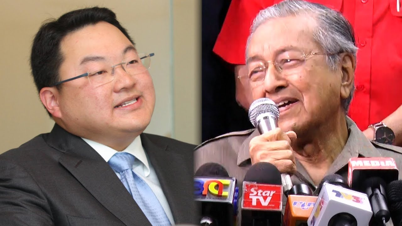 PM and pressmen bantering about Jho Low