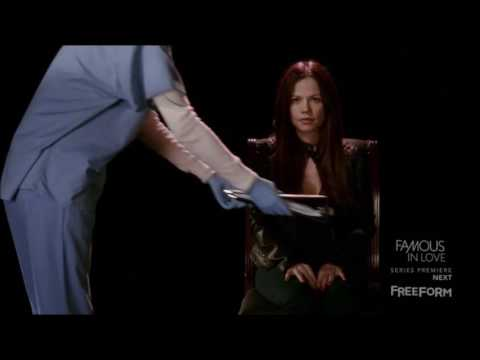 Uber A's hair ~ Paige? [PLL Clues]
