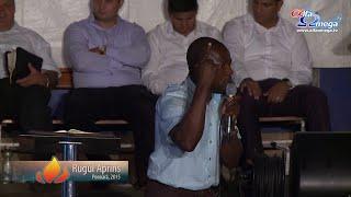 Charles Nzekwe - Vindecare prin cuvant (extras din Rugul Aprins 2015)