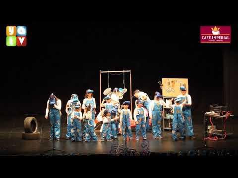 Los Arriaos Chirigota Infantil de Algeciras Carnaval 2019