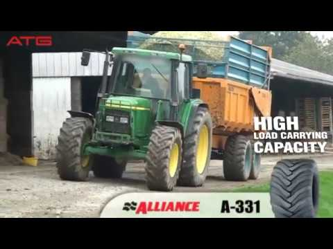 Alliance 331 FLOTATION - On / Off road agriculture services
