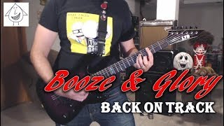 Booze & Glory - Back On Track - Punk Guitar Cover (guitar tab in description!)