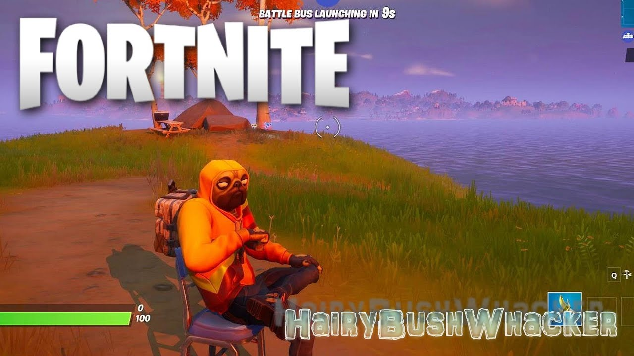 FORTNITE - The HairyBushWhacker Chronicles 21