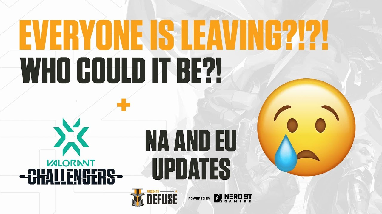 Everyone's Leaving!! - Both From Teams and The Show | Press 4 to Defuse EP 46