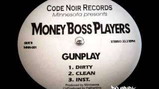 MONEY BOSS PLAYERS - Gunplay [ HQ ]