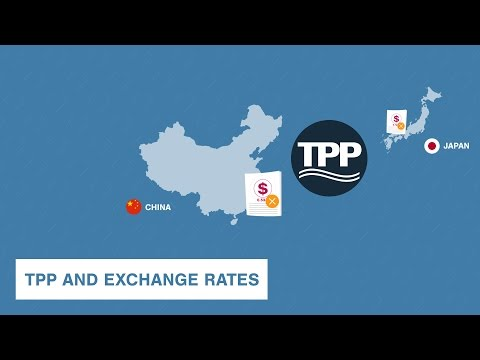 TPP and Exchange Rates