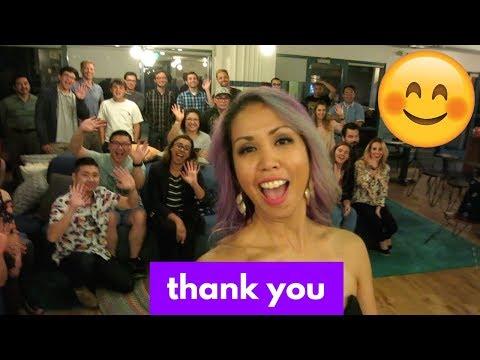 PROGRESS PARTY RECAP | Vlog 163