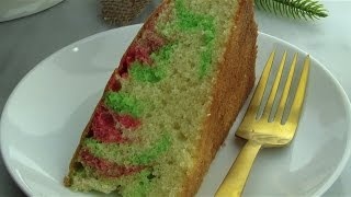 How to make Sponge Cake step by step