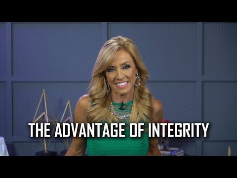 The Advantage Of Integrity