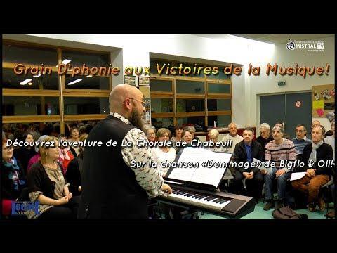 Grain d'phonie aux Victoires de la musique
