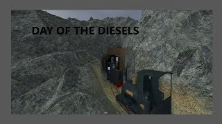 Roblox Thomas MV: Day of the Diesels