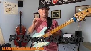 Bass Musician Magazine - Demo / Review - Phil Jones Bass C2 Cabinet