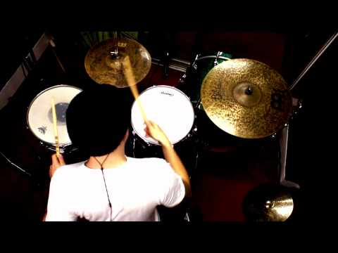Craig Reynolds Drums - Drum and Bass/Breakcore solo