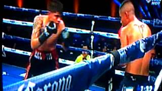 Miguelito González VS Ever Ceballos