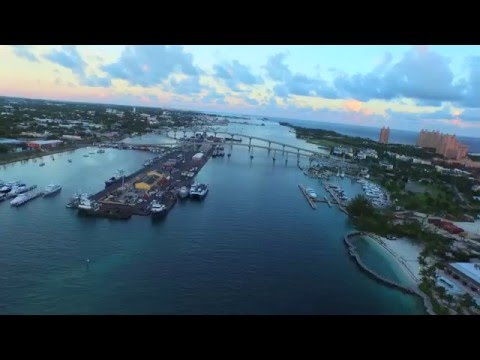 Nassau, Bahamas-1080p- Skyby Production INC
