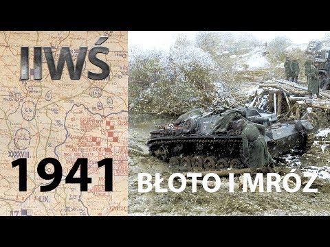 """Generał """"Mróz"""", czyli Niemcy pod Moskwą w 1941 [IIWŚ#4]"""