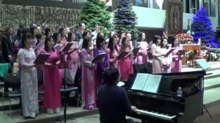 Trường Ca Ave Maria - Đoạn II (Hải Linh)