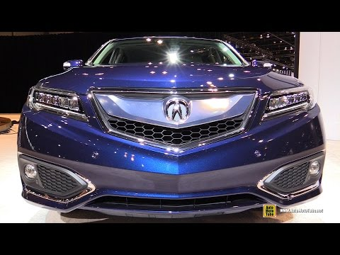 2016 Acura RDX AWD - Exterior and Interior Walkaround - Debut at 2015 Chicago Auto Show