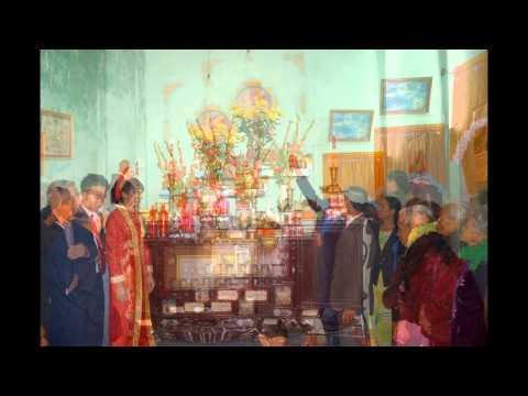 Hình ảnh đám  cưới tại nhà gái