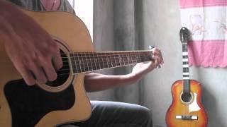 Vệt Nắng Cuối Trời...[guitar cover]